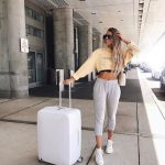 3 women's look that are perfect for airports and travel