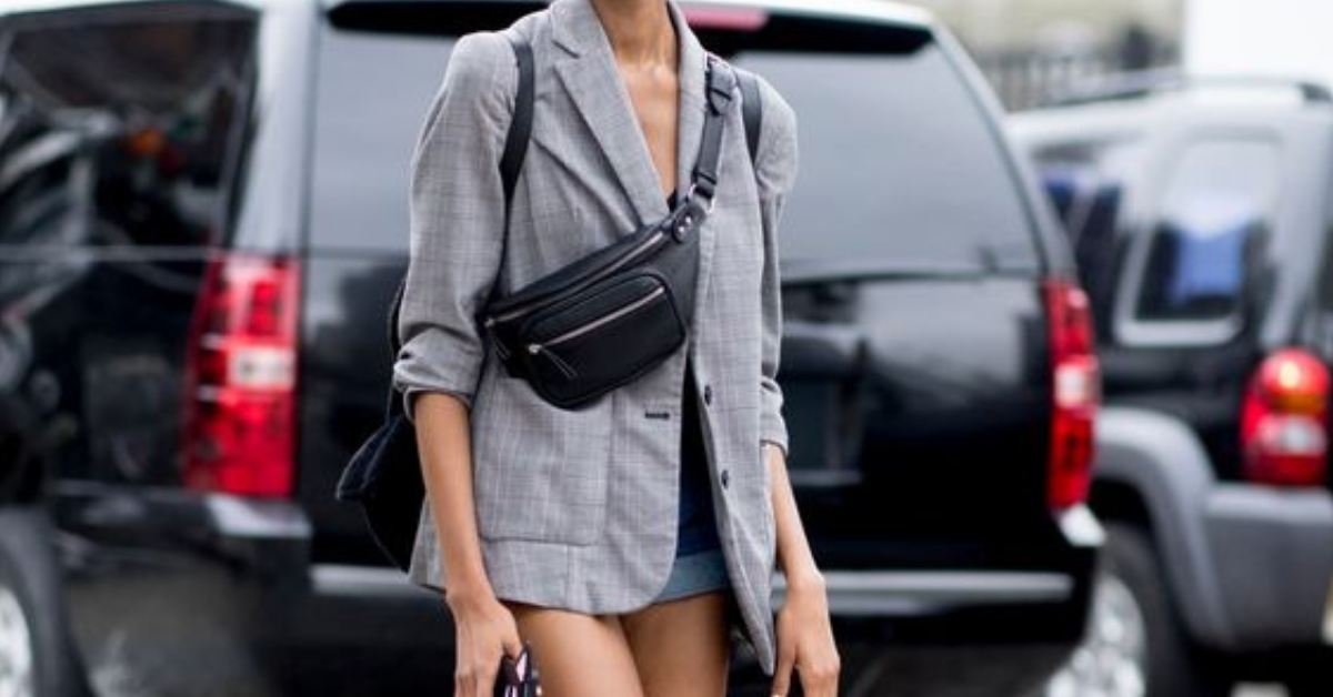 Fanny pack outfit inspirations , Fashion Inspiration and