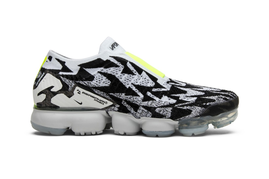 061ec8cbd0 After the initial success of the Air Presto Mid and Air Force 1 Downtown Hi  SP collaborations, Errolson Hugh's take of the Nike VaporMax surfaced  before the ...