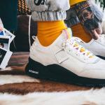 Polaroid x Puma sneaker collection