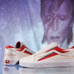 David Bowie x Vans collection available today!
