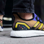 """""""Captain Marvel"""" & """"Thanos"""" Sneakers by Adidas!"""