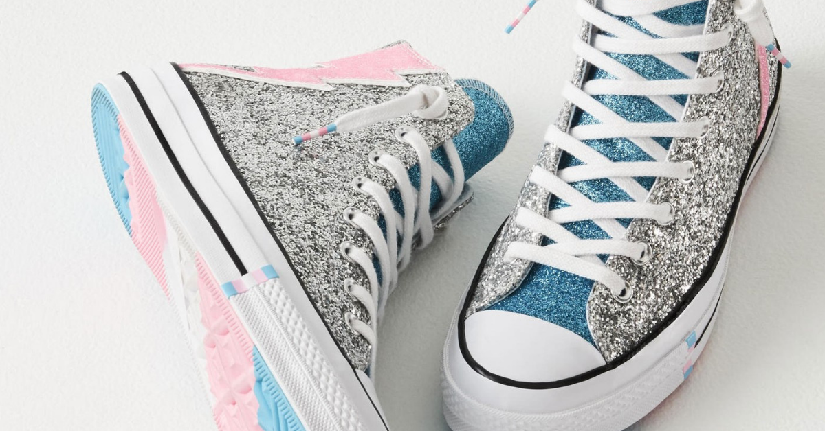 First Look at Converse's Pride 2019 Collection Fashion