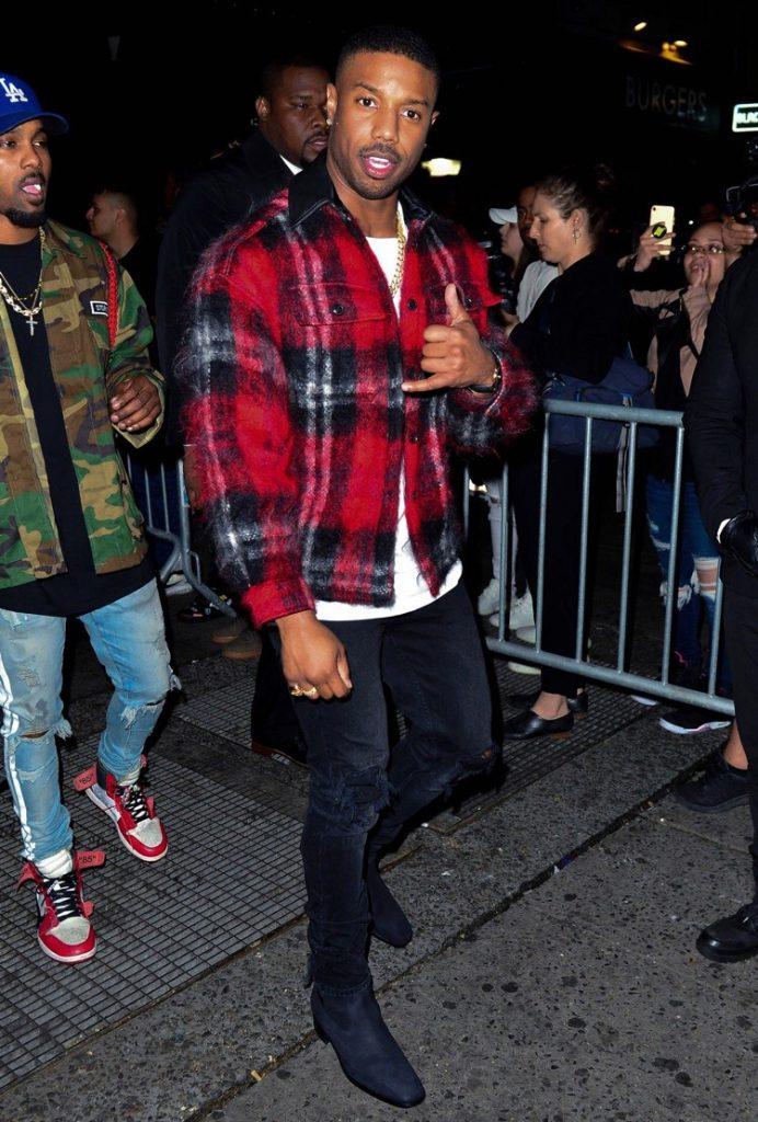 Michael B Jordan outfit inspiration