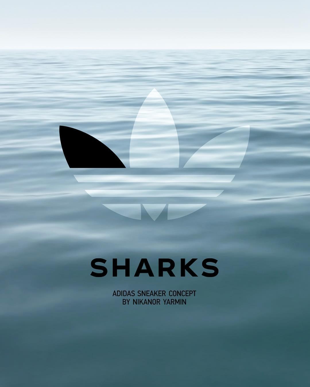 adidas sharks nikanor yarmin