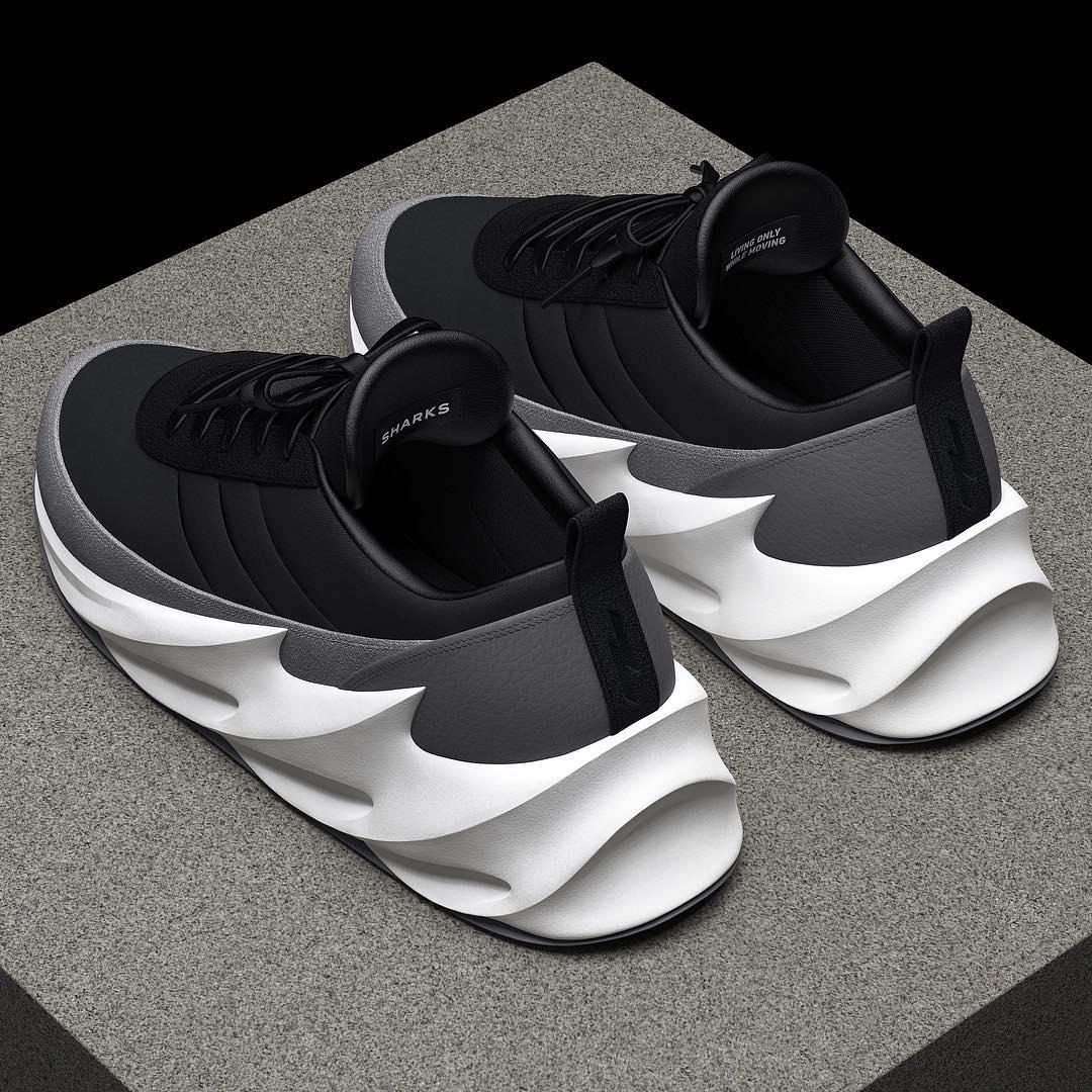 adidas shark wit