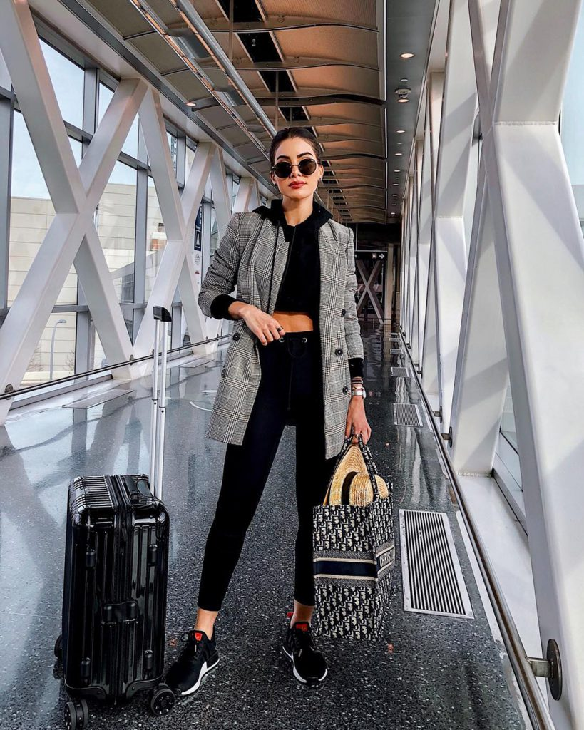 Airport outfit ideas camilacoehlo
