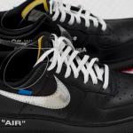 45 Off-White x Nike sneaker prototypes by Virgil Abloh
