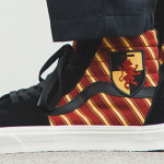 Vans x Harry Potter sneakers drop tomorrow!
