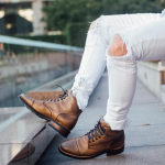 Here Are 20 Outfits Of White Pants For Men