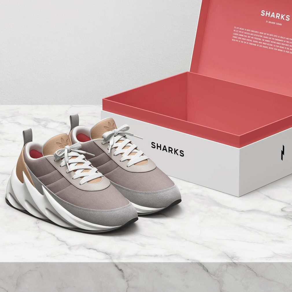 Adidas New Shark Sneaker Concept - Page