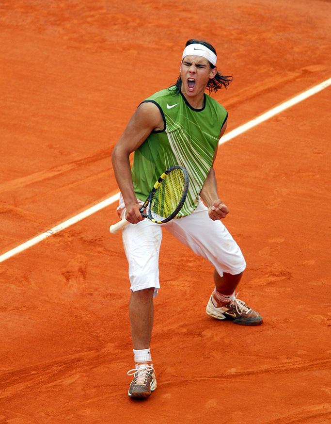 Mal funcionamiento guapo Primero  Nike X Rafael Nadal -