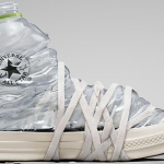 New Converse Collection Uses 11 Plastic Bottles per Pair!