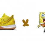 Complete Look at Nike x Spongebob Squarepants Collaboration
