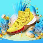 SpongeBob x Nike Kyrie New Sneakers