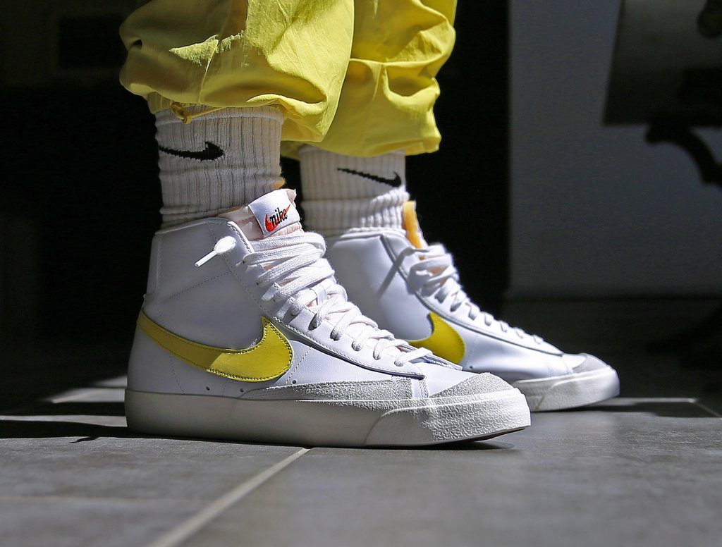 Blazer-mid-77-vintage-yellow-affordable-sneakers
