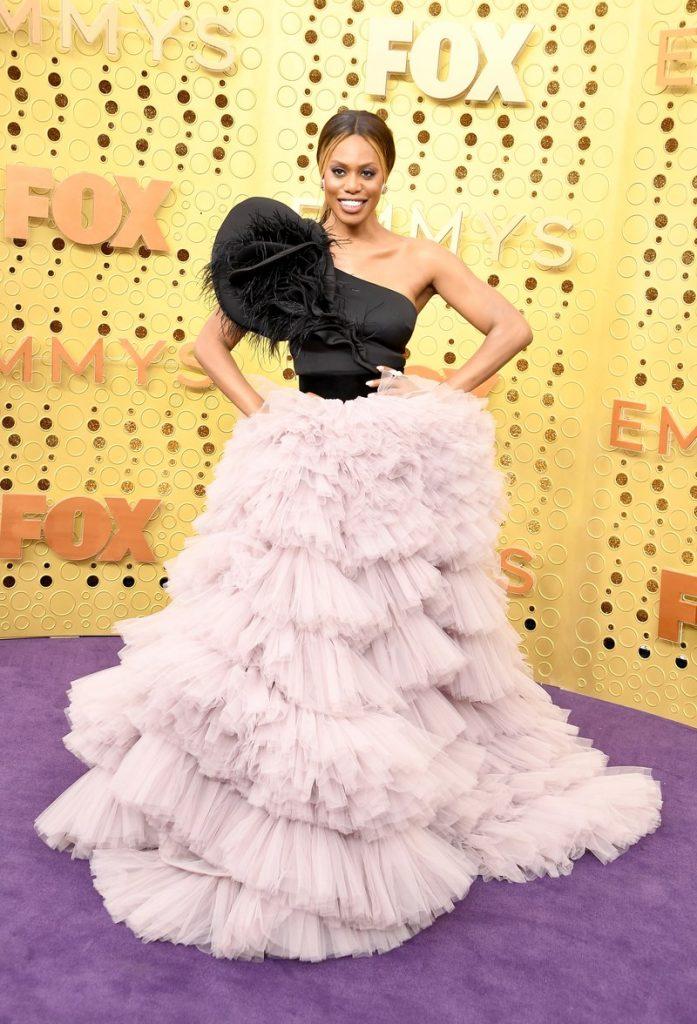 emmy-awards-best-celebrity-red-carpet-looks-Laverne-Cox