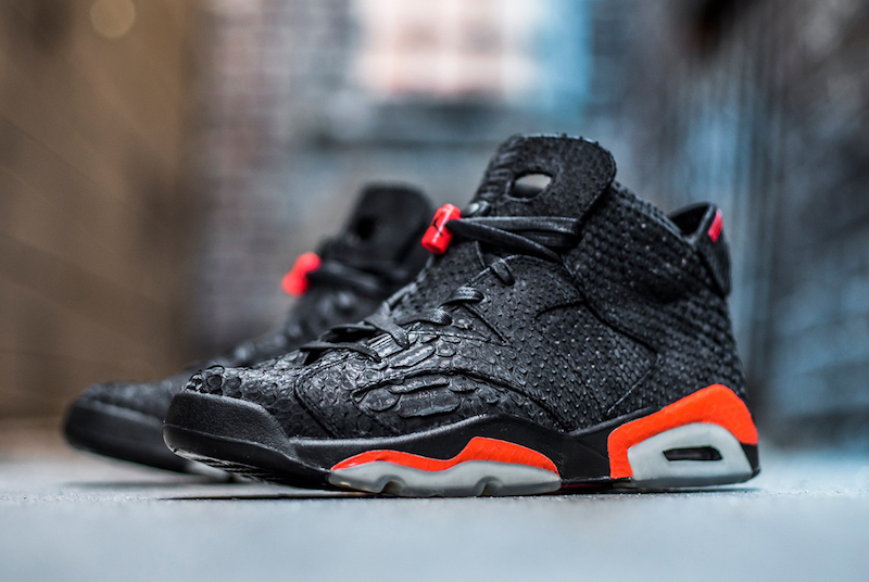 Luxury-jordan-6-custom