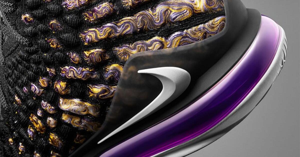 Nike-Lebron-XVII-Lakers-sneaker