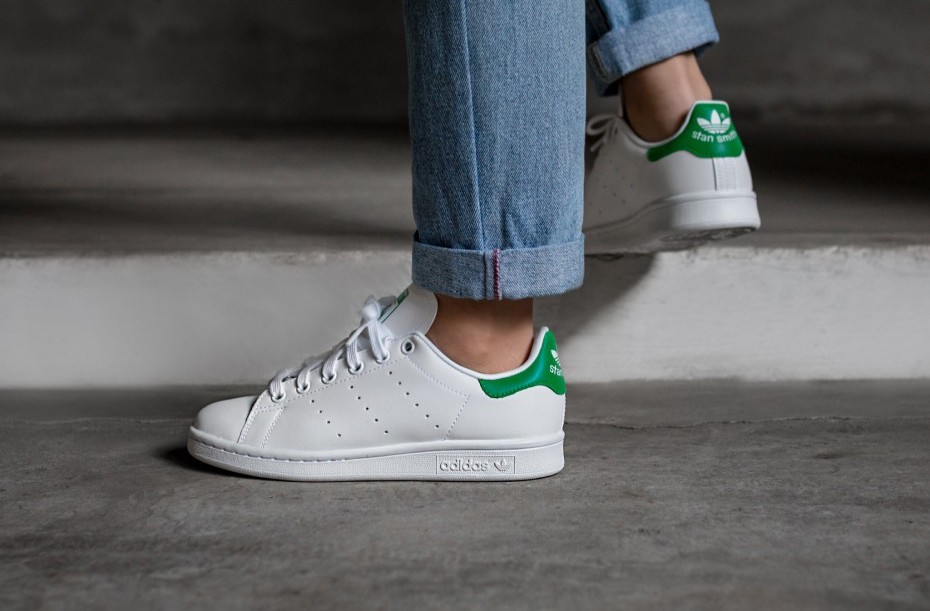 cheap-shoes-Adidas-Stan-smith-green