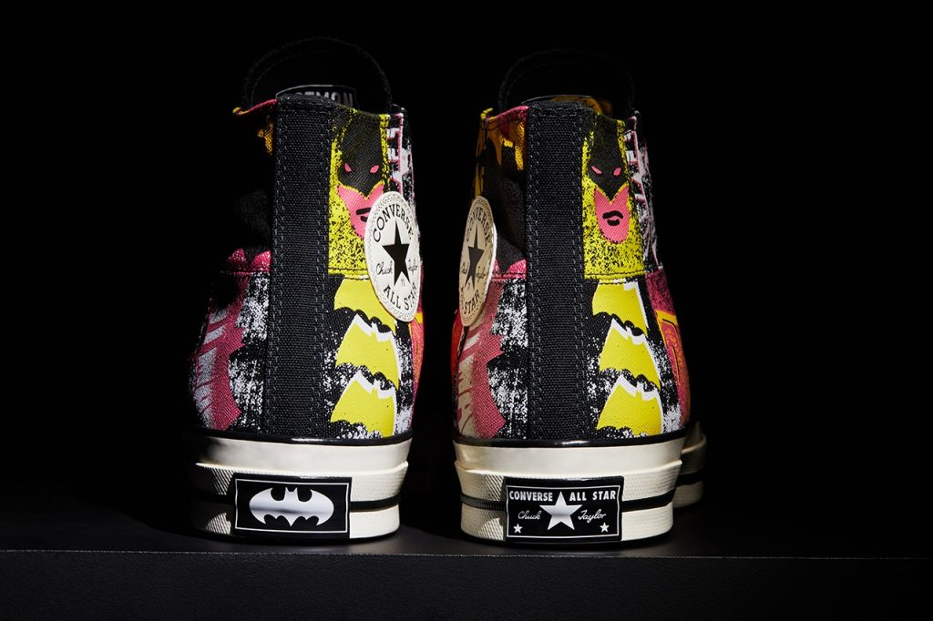 Batman Converse Sneakers will be released Fashion