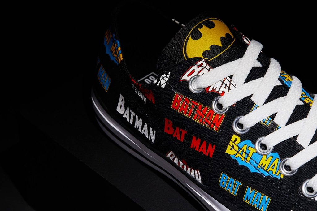 Batman x Converse Sneaker Collection Revealed: Release