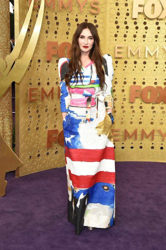 emmy-awards-best-celebrity-red-carpet-looks-Carice-van-Houten