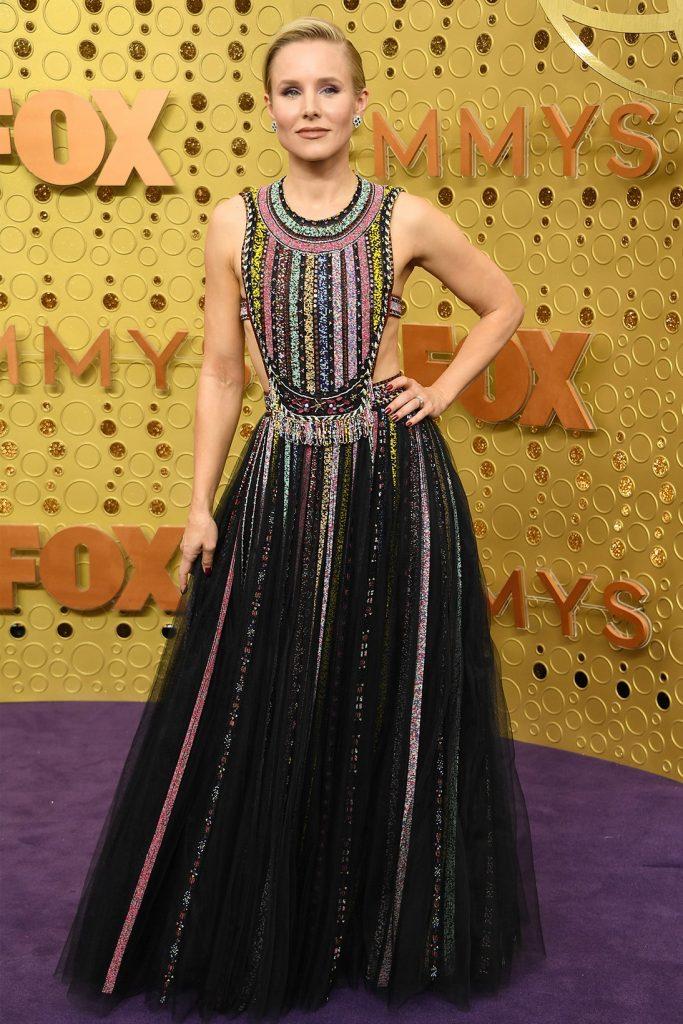 emmy-awards-best-celebrity-red-carpet-looks-Kristen-Bell