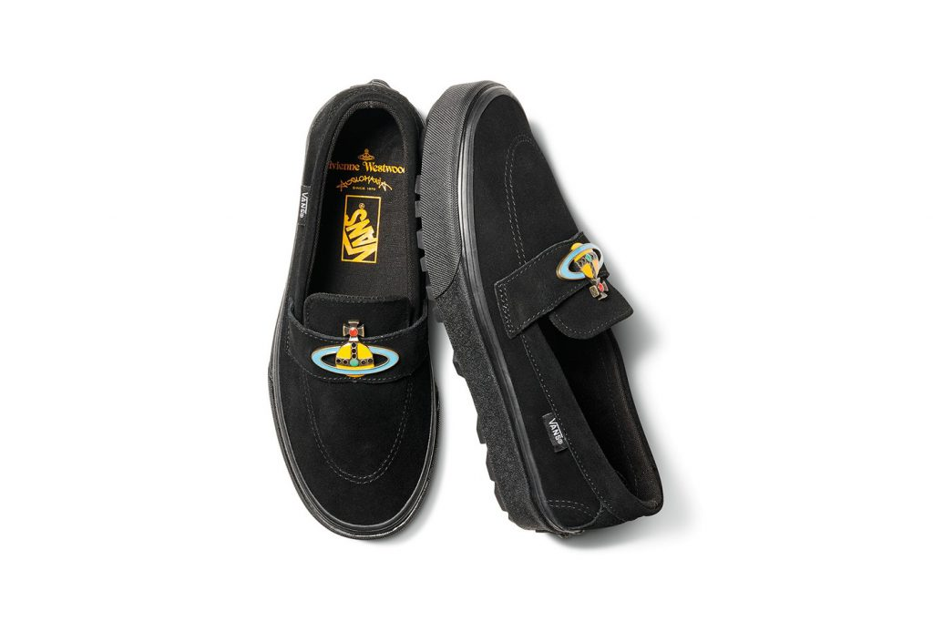 vivienne-westwood-vans-sneaker-collaboration-loafers-black