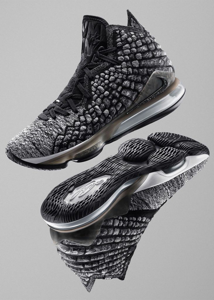nike-lebron-XVII-black-white-official-look-2