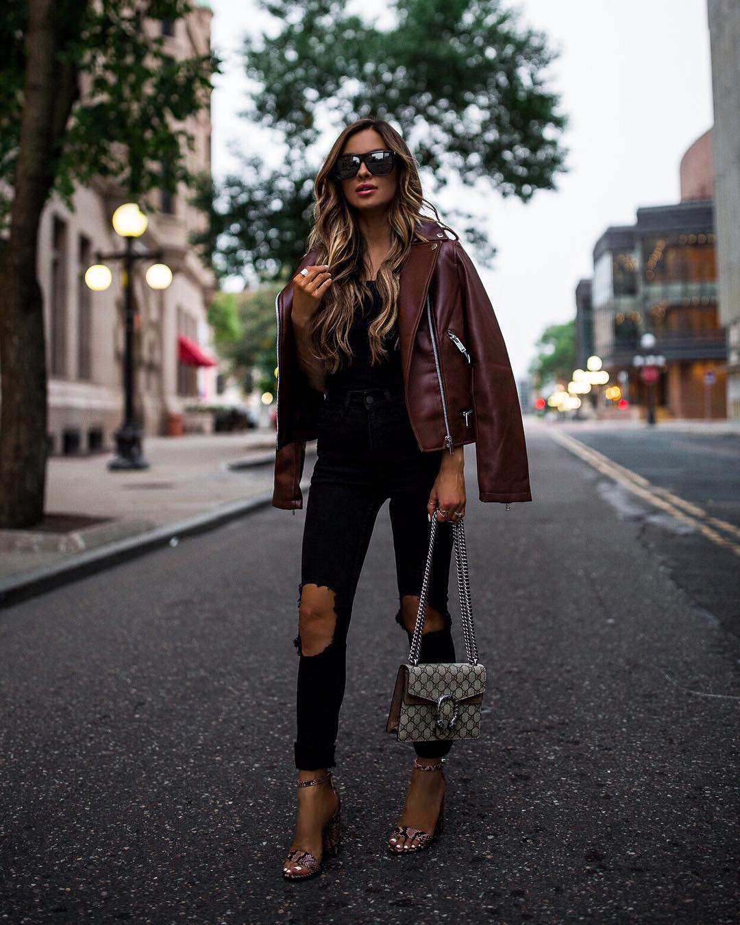 burgundy-leather-jacket-women