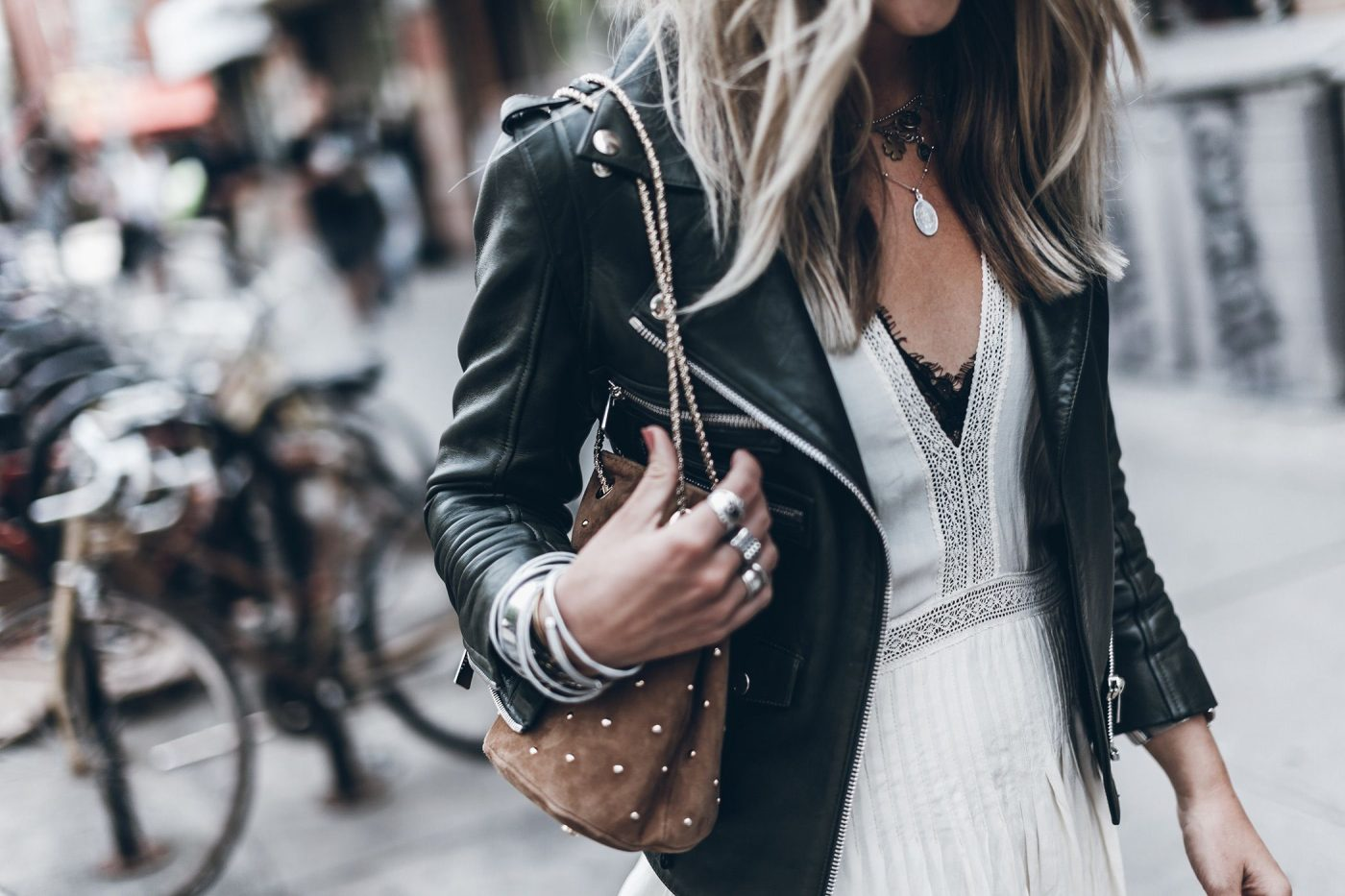 40 Ways to Wear a Leather Jacket in 2019 - Fashion Inspiration and Discovery
