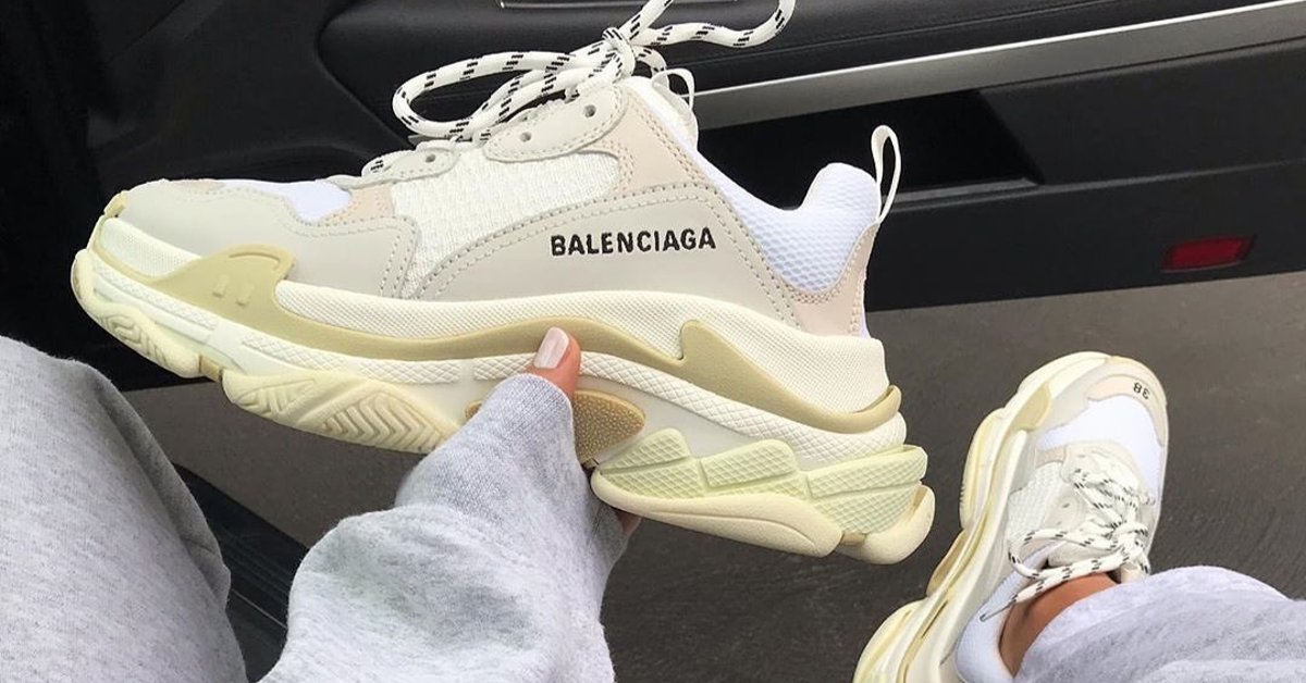 Balenciaga-most-searched-sneaker-brand-2019