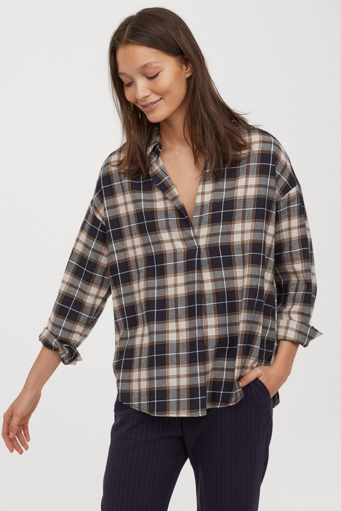 Flannels-at-hm-worn-by-model