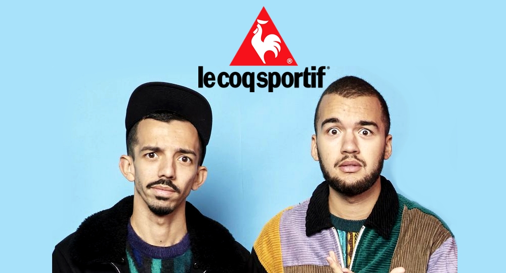 bigflo-oli-sneakers-coq-sportif-collaboration