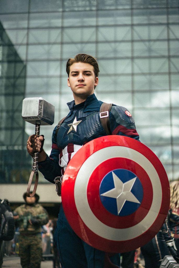 Best-cosplayers-comic-con-new-york-2019-captain-america