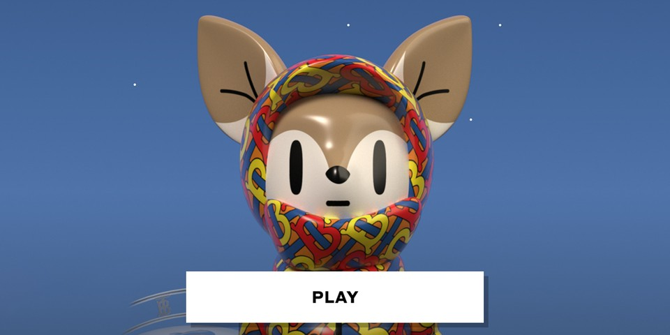 burberry-b-bounce-video-game-launch