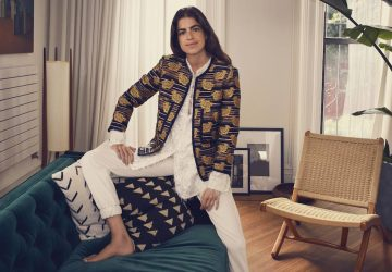 Leandra-Medine-Mango-collaboration