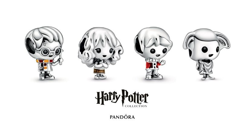 pandora-harry-potter-collection