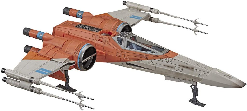 Star-Wars-The-Rise-of-Skywalker-Poe-Dameron'S-X-Wing-Fighter