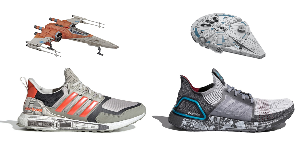 Official Pictures of Star Wars x Adidas Ultraboost 2019 have