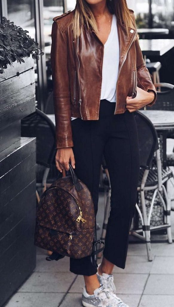 brown-leather-jacket-idea-for-women