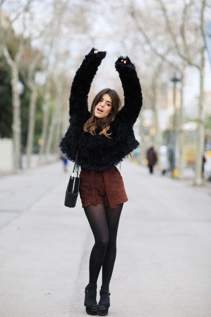 winter-shorts-outfits-leggings