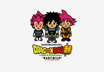 Bape-x-dragon-ball-super-broly-collection