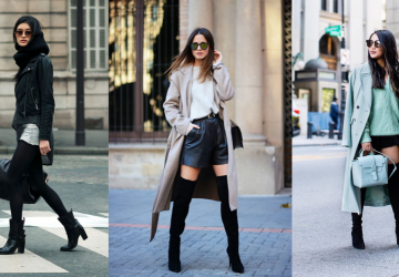 How-to-wear-shorts-in-winter-outfit-ideas