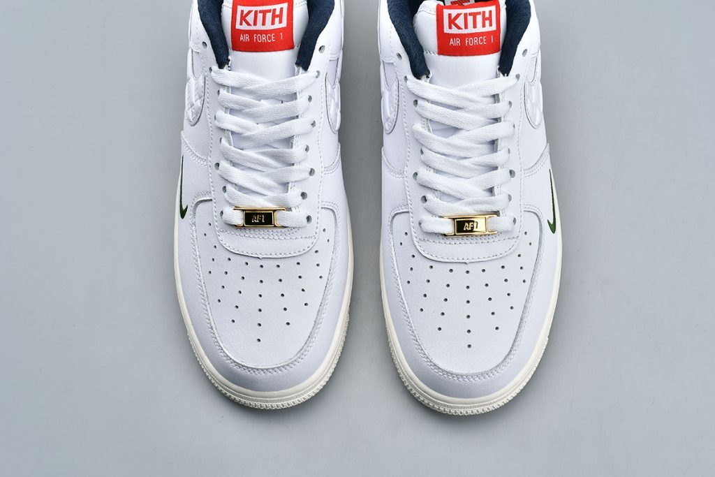Kith-x-Nike-Air-Force-1-Low-White-University-Red-Metallic-Gold