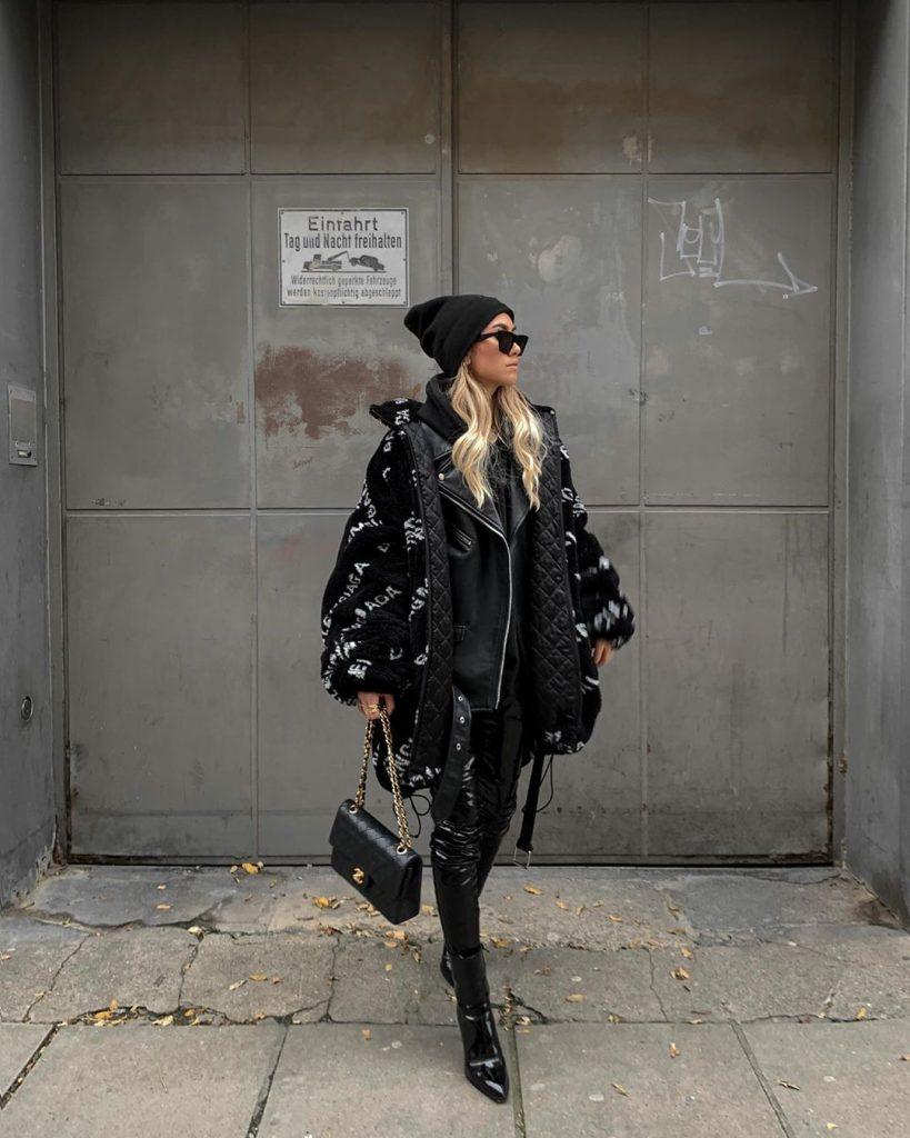 Street-style-oversized-winter-coat-by-blvckd0pe