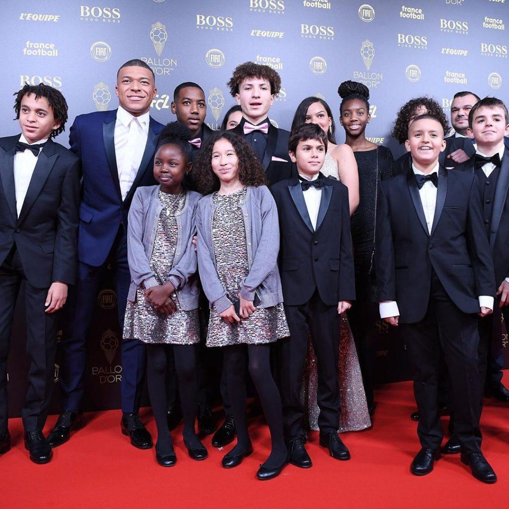 ballon-or-2019-red-carpet-kids