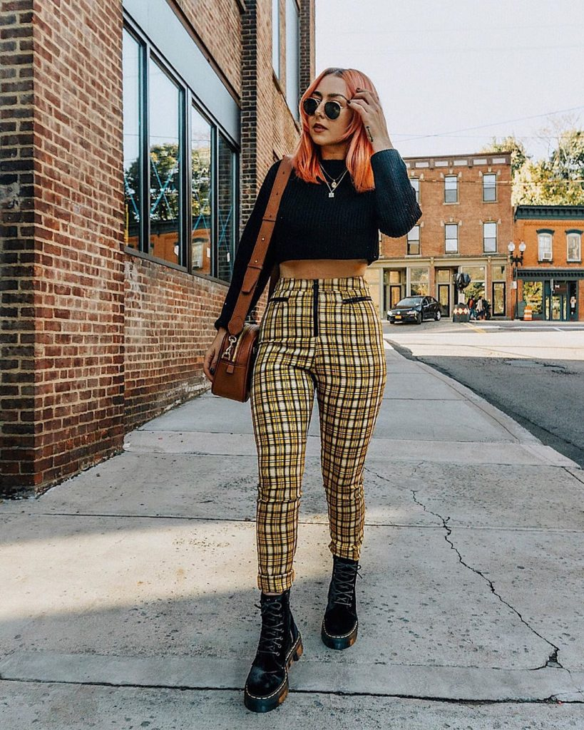 25 grunge outfits to copy in 2020 – fashion inspiration