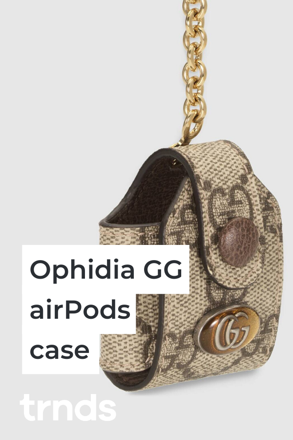 A New Gucci Airpods Case Is Available For 250 Usd Fashion